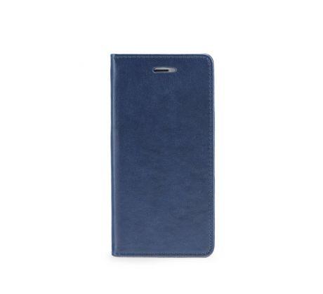 Akcia Púzdro knižkové diárové MAGNET BOOK pre APPLE IPHONE 5 5S 5SE - modré e1d35963ec8