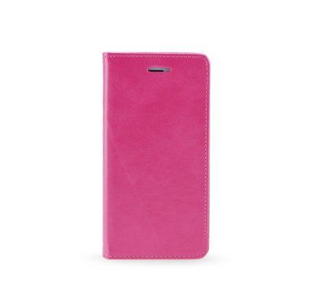 Akcia Púzdro knižkové diárové MAGNET BOOK pre APPLE IPHONE 5 5S 5SE - ružové 37143376b73