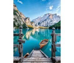 Puzzle Clementoni HIGH QUALITY COLLECTION LAKE BRAIES - 500 dielikov