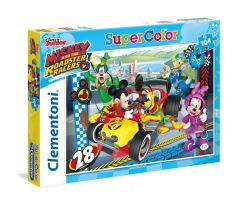 Puzzle Supercolor Mickey and Rider Regiment 104 dielikov - Clementoni