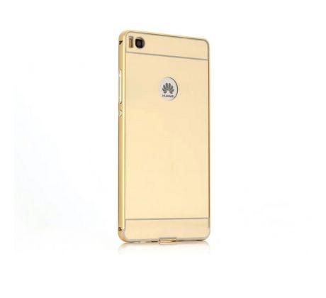 Akcia Púzdro Rámik ELECTRO BUMPER + zadný kryt pre APPLE IPHONE 6 6S - zlaté d6bd2367da4